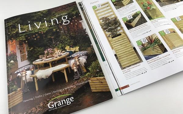 Grange Fencing's new consumer-facing brochure