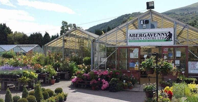garden centre
