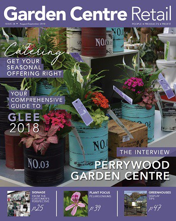 Garden Centre Retail August/September