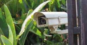 CCTV prevention of shrinkage