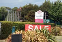 Brooklands garden centre