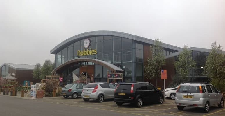 Dobbies in Southport