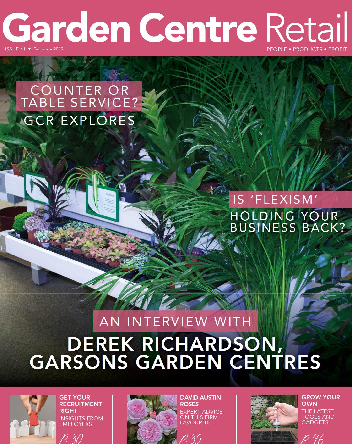 Garden Centre Retail February 2019
