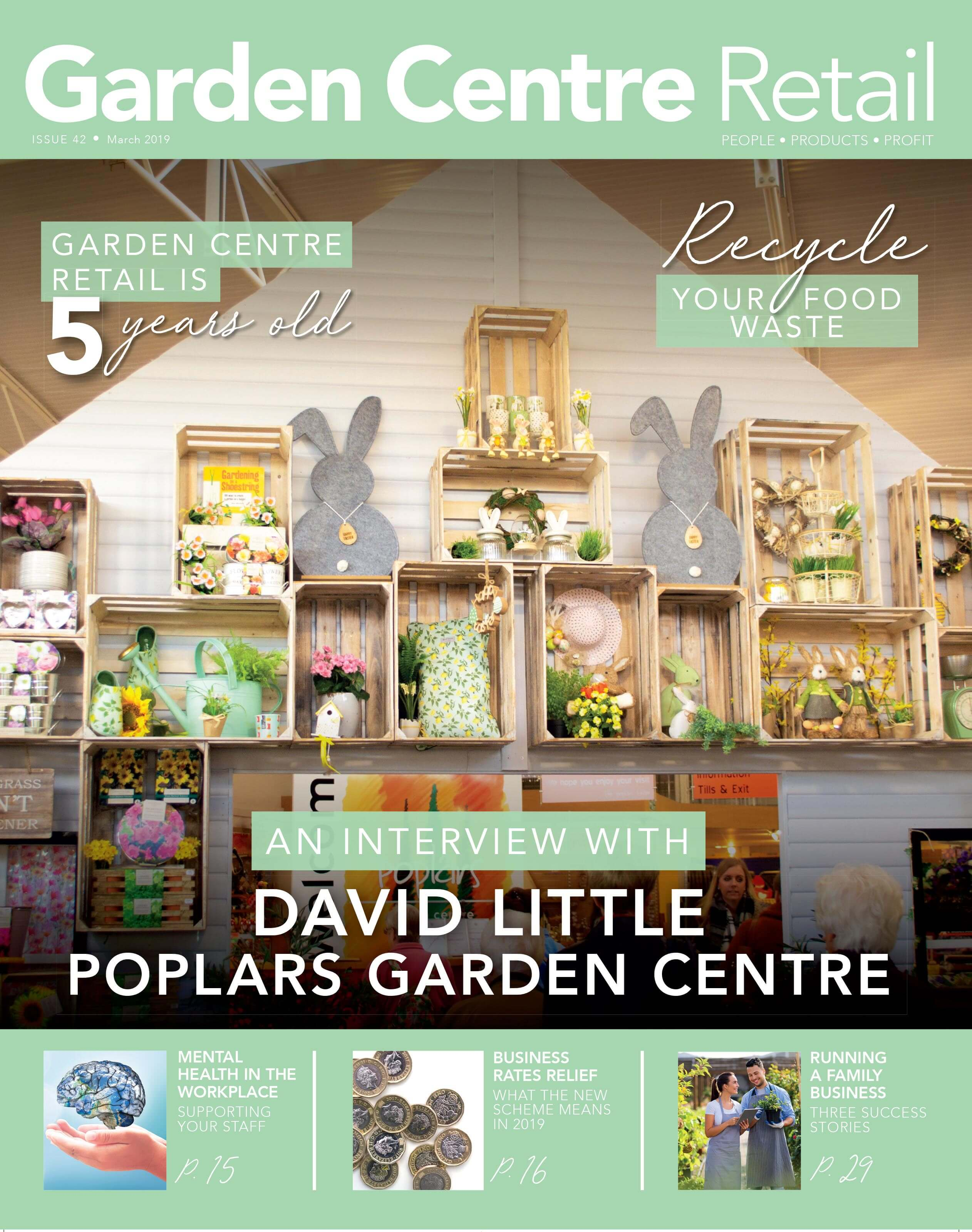 Garden Centre Retail March 2019