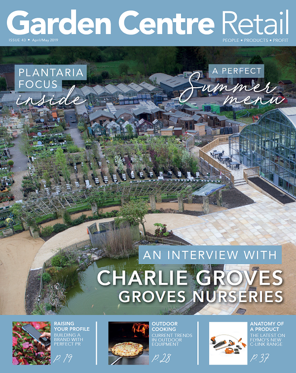 Garden Centre Retail April 2019